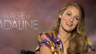 Blake Lively on Harrison Ford: 'I hadn't seen Star Wars or Indiana Jones""