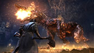 Watch Somebody Beat 'Bloodborne' With A 'Guitar Hero' Controller
