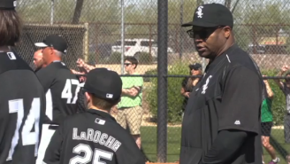 Watch Bo Jackson Have To Explain To This Young Fan Who Bo Jackson Is