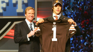 'He's Going To Fall': Brady Quinn And Those Who Were There Tell The Story Behind His Unforgettable Draft Day Slide