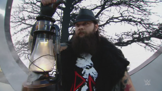 WWE Superstar Bray Wyatt Will Be Back On Television Very Soon