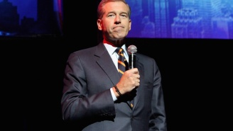 Brian Williams Thought A Brain Tumor May Have Been Responsible For His Iraq War Exaggerations