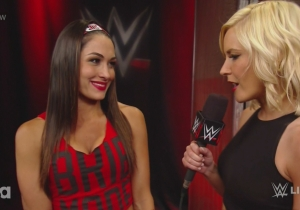 Brie Bella Announced Her In-Ring Retirement From WWE On 'Total Bellas'