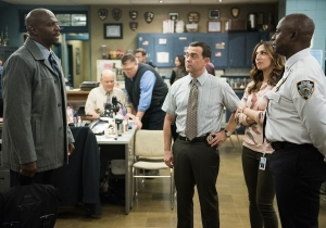 HitFix First Look: On 'Brooklyn Nine-Nine,' Terry loves swag