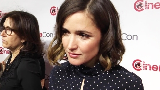 Rose Byrne loved playing a monster in 'Spy'