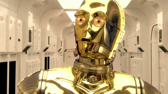 'Star Wars' panel: C-3PO has a whole new name