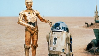 Let's Remember That Time Japanese R2-D2 And C-3PO Had A Pro-Wrestling Match