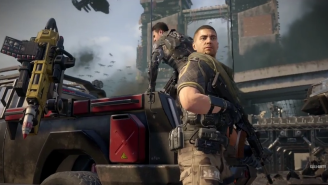 'Call Of Duty: Black Ops 3' Gets Painted Black In The Official Reveal Trailer