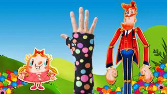A Man Wrecked His Thumb Playing 'Candy Crush' For Two Months Straight