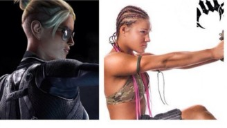 Did 'Mortal Kombat X' Steal MMA Fighter Felice Herrig's Likeness?