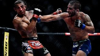 Chad Mendes Was Hit With A Two-Year Suspension After Getting Popped For A Type Of Growth Hormone