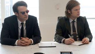 Elden Henson on the lack of sleep going from 'Mockingjay' to 'Marvel's Daredevil'