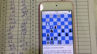 A Chess Grandmaster Faces A 15-Year Ban After Creatively Cheating Against His Opponent