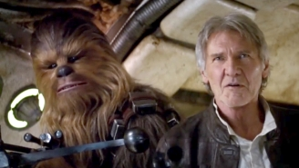The New 'Star Wars: The Force Awakens' Trailer Is Here And It's Fantastic!