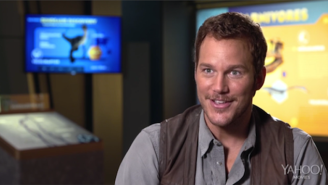 The Stars Of 'Jurassic World' Would Like To Remind You That 'Jurassic Park' Was Great