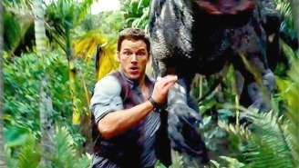 Chris Pratt Advises You To 'Run' In A New 'Jurassic World: Fallen Kingdom' Teaser