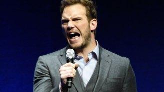 Chris Pratt, 'Crimson Peak' and 8 other takeaways from Universal's CinemaCon sneaks