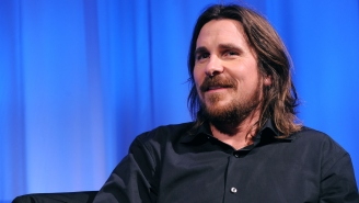 Christian Bale's Knee Injury Is So Bad, Fox Reorganized Its Schedule