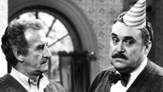 #WeMissYouMrBelvedere A salute to Christopher Hewitt on his Birthday