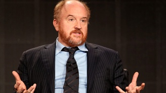 Louis C.K. Made Another Unannounced Stand-Up Appearance, Prompting A Couple Of Walk-Outs
