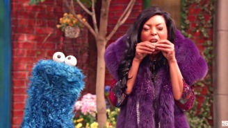 Cookie From 'Empire' Took Over 'Sesame Street' On 'SNL'