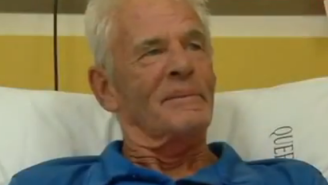 This 75-Year-Old Golfer From Australia Is Way Too Calm For Someone Who Was Just Attacked By A Crocodile