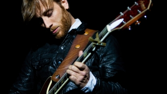 Black Keys' Dan Auerbach Has An 'Extra Weird' New Solo Project For … The Pacquiao-Mayweather Fight?