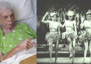 A 102-Year-Old Dancer Watching Herself On Film For The First Time Will Give You Feels