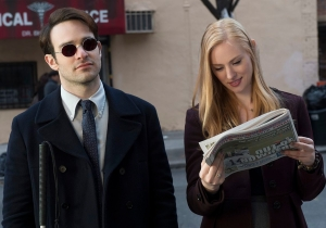 Review: Netflix's 'Daredevil' quickly moves to the top of the TV superhero heap