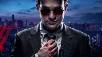 Here's A First Look On Set For Netflix's 'Daredevil' Season 2