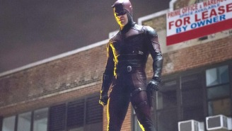 Check Out Some Concept Art For The Final 'Daredevil' Costume