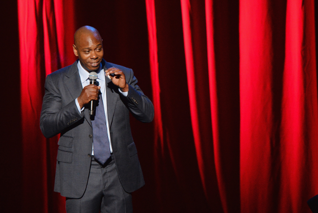 Dave Chappelle new special coming