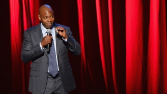 Dave Chappelle Has Been Recording Footage For A New HBO Comedy Special