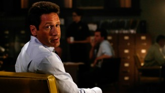 Unfortunately, David Duchovny Won't Be Directing Any New Episodes Of 'The X-Files'