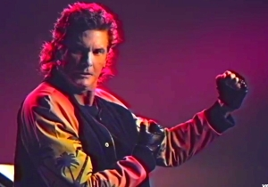 David Hasselhoff is a kung fu god in this insane music video