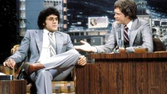 David Letterman Invited Jay Leno To Appear On One Of His Final Shows