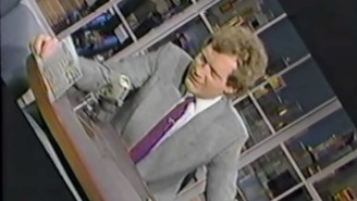 The Most Original Stunts From David Letterman's Legendary NBC Years
