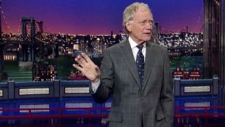 David Letterman reveals the final guests for his 'Late Show'