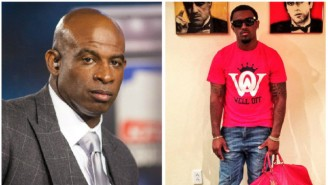 Deion Sanders Catches Son Tweeting About 'Hood Stuff,' Reminds Him Of $1 Million Trust Fund