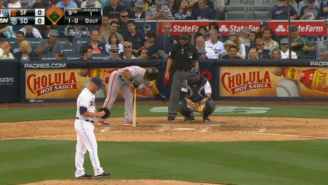 Padres Catcher Derek Norris Called Angel Pagan A 'Dickhead' For Tossing Gum At Him