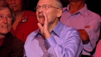 Here's 15 Seconds Of A Guy Screaming 'Dick' At Howie Mandel