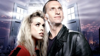 Christopher Eccleston Revealed Why He Left 'Doctor Who'