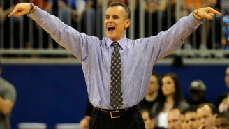Thunder Reportedly In Contract Talks With Florida Coach Billy Donovan