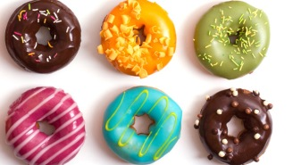 Krispy Kreme Is Giving Away Dozens Of Free Donuts Right Now