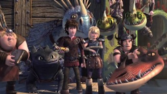 Netflix Has Released The First Trailer For The 'How To Raise Your Dragon' Series