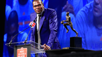 NBA Union To Vote On First Ever 'Players Choice Awards'