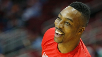 Watch An Annoyed Dwight Howard Get Into It With A Heckler Before Being Ejected
