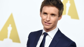 10 Stories You Might Have Missed: Eddie Redmayne to lead 'Harry Potter' spin-off