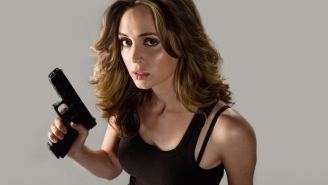 Eliza Dushku Is Joining The Cast Of TV's Most Violent Show, 'Banshee'