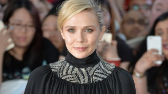 Elizabeth Olsen Is Finally Allowed To Confirm That She'll Appear In 'Captain America: Civil War'
